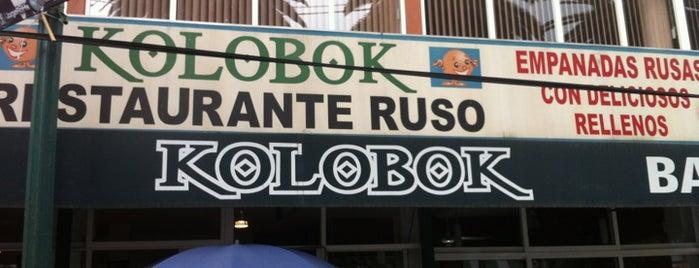 Kolobok Universidad is one of DF.
