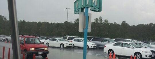 Film Parking Lot is one of Walt Disney World.