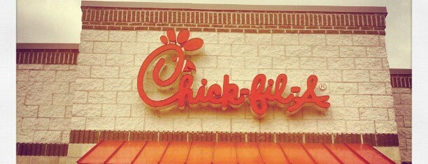 Chick-fil-A Nottingham Square is one of Favorite restaurants.
