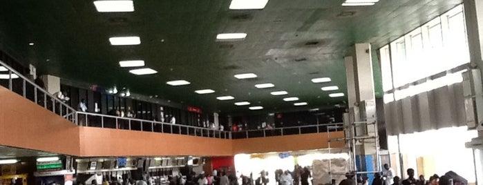 Murtala Muhammed International Airport (LOS) is one of World AirPort.