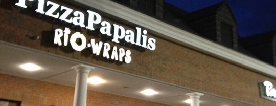 PizzaPapalis & Rio Wraps of Southfield is one of Better Fast Food.