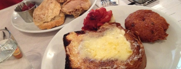 Egg is one of NYC Brunch list.