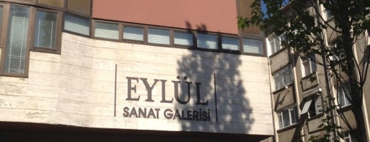 Eylül Sanat is one of Art Galeries & Exhbitions in Istanbul.