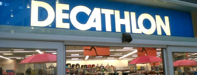 Decathlon is one of Lista Cris B..