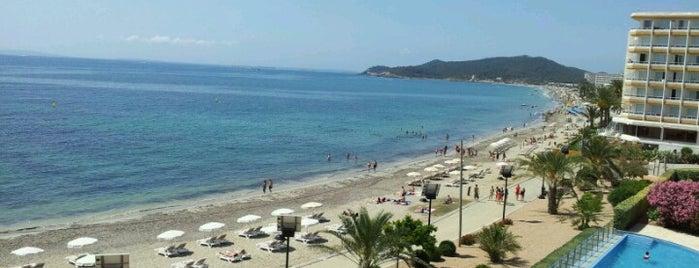 Platja d'En Bossa is one of Ibiza, Spain.