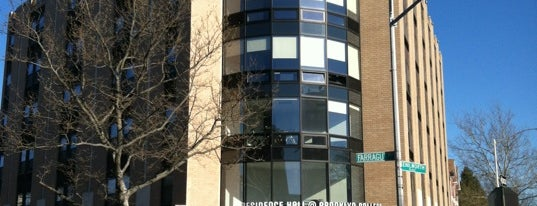 Residence Hall at Brooklyn College is one of Residence Hall @ Brooklyn College.