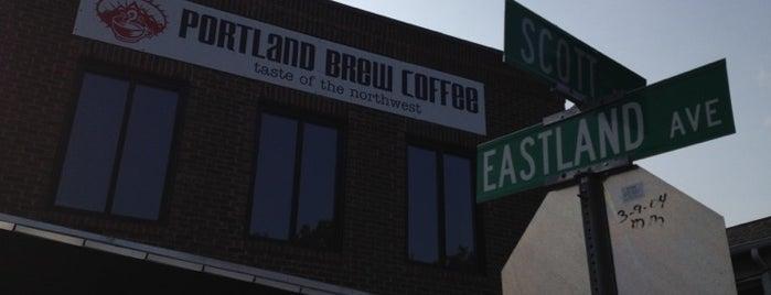 Portland Brew is one of Nashville hit list.