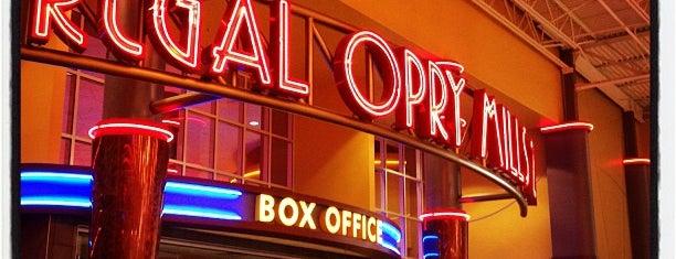 Regal Cinemas Opry Mills 20 IMAX & RPX is one of Gay Nashville.