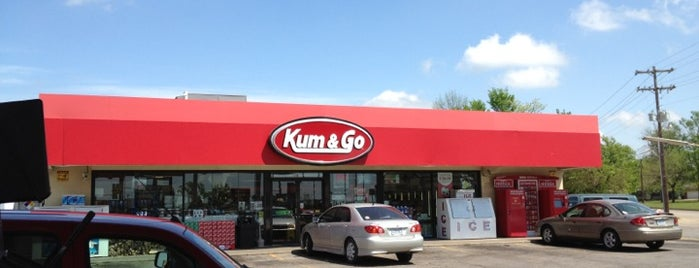 Kum & Go is one of Claremore.