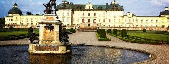 Drottningholms Slott is one of Estocolmo 2016.