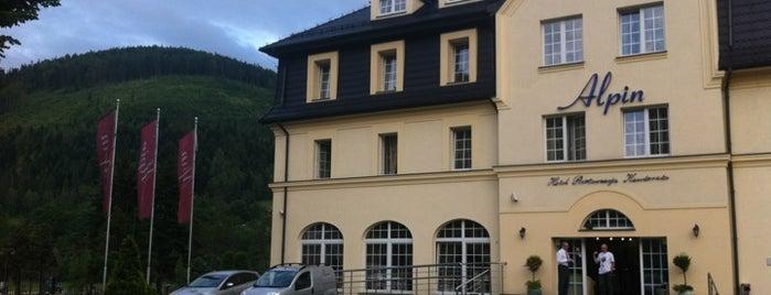 Hotel Alpin is one of Szkolenia z Inspiros.