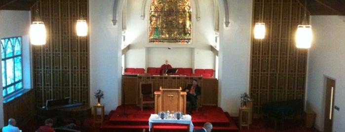 Aisquith Prebyterian Church is one of Church Exploration.