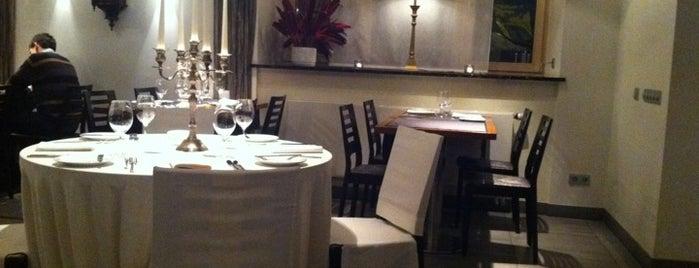 La Boheme is one of TOP 50 Restaurants in Latvia.