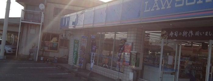 ローソン 盛岡流通センター店 is one of LAWSON in IWATE.