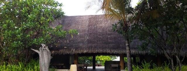Fire @ W Retreat & Spa Maldives is one of เที่ยวพักร้อนที่ Maldives.