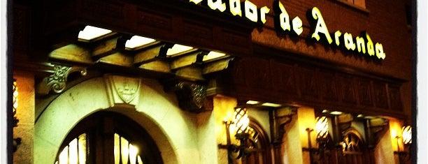 Asador de Aranda is one of Restaurantes en Madrid.