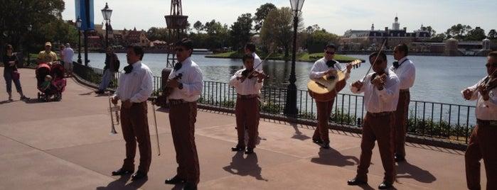 Mariachi Cobre is one of Walt Disney World - Epcot.