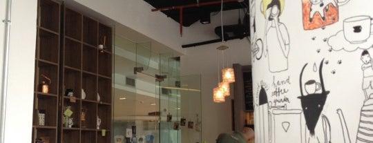Gallery Coffee Drip is one of Bangkok.