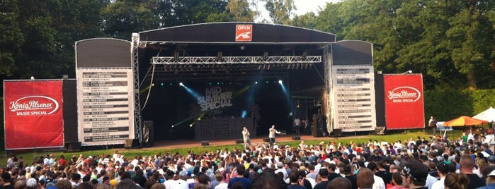 Stadtpark Open Air is one of Events.