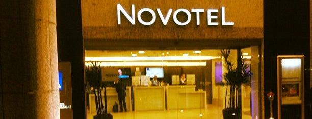Novotel Santos Dumont is one of Rio de Janeiro.