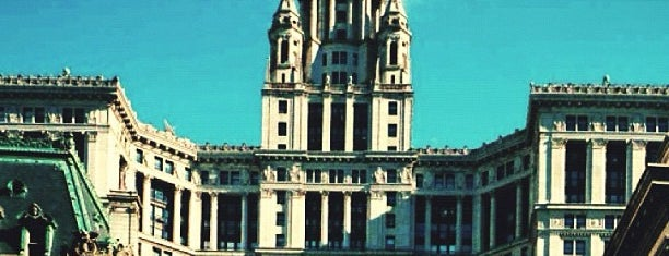 Municipal Building is one of Architecture - Great architectural experiences NYC.