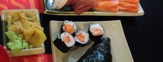 Sukiyaki is one of Guia Rio Sushi by Hamond.