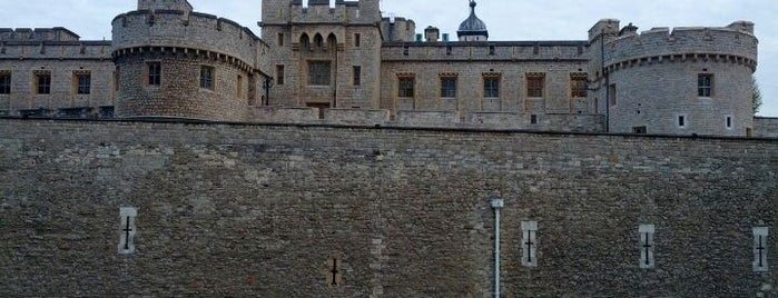 Tower of London is one of My London.