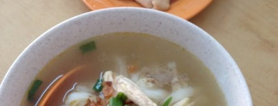 Soo Kee Restaurant is one of KL Cheap Eats.