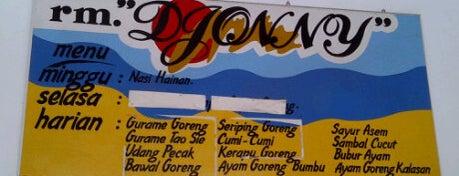RM. Djonny is one of Pekalongan World of Batik.