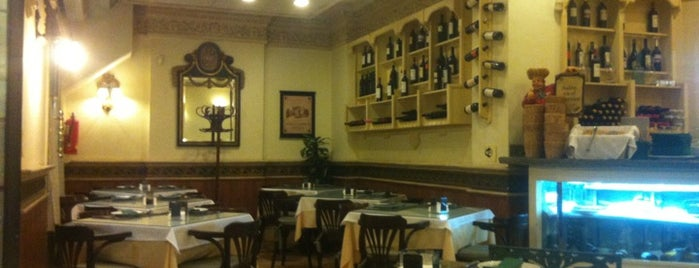 Restaurante Strachan is one of Cheque gourmet Malaga.