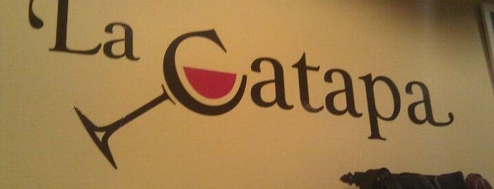 La Catapa is one of Madrid: de Tapas, Tabernas y +.