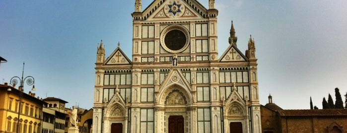 Piazza Santa Croce is one of Florence Bars, Cafes, Food, POI.