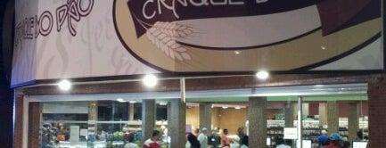 Craque do Pão is one of Melhores Confeitarias, Padarias, Cafés do RJ.
