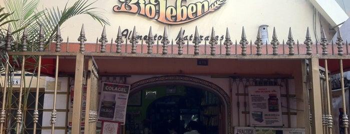 Restaurante Vegetariano Bio Leben is one of Vegetarian/Organic Places - Lima.