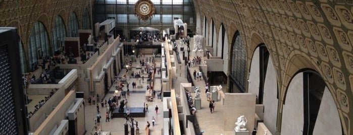 Orsay Museum is one of To do in Paris.