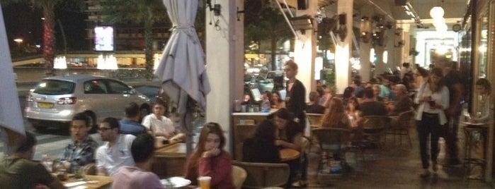 Brasserie M&R is one of Israel.