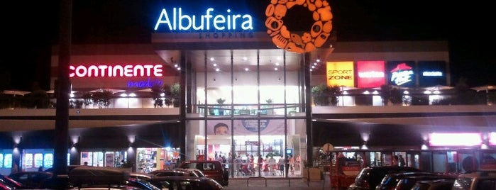 Albufeira Shopping is one of Centros Comerciais.