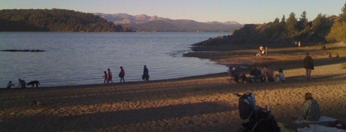 Playa Bahía Serena is one of Bariloche.