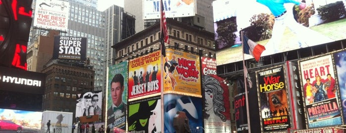 Father Duffy Square is one of Sights in Manhattan.