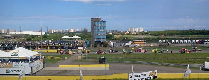 Autódromo de Jacarepaguá / Internacional Nelson Piquet is one of Sports Arena's.
