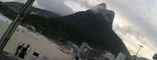 Leblon is one of Rio de Janeiro.