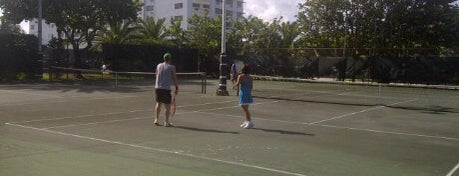 Surfside Tennis Center is one of Miami.