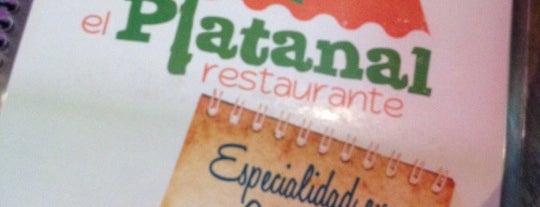 El Platanal is one of My Favorite Food Spots.