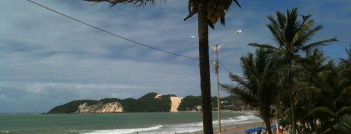 Praia de Ponta Negra is one of Guide to Natal's best spots.
