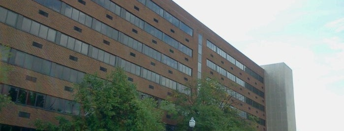 Hess Hall is one of UT Vols Must See!.