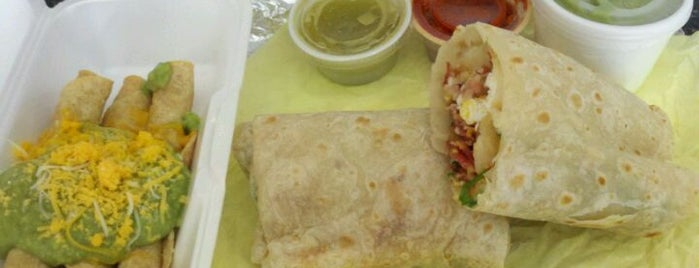 Santa Rosa Taco Shop is one of The 15 Best Inexpensive Places in Henderson.