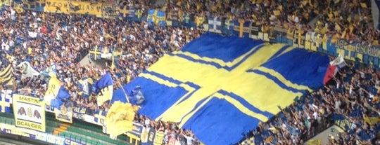 Stadio Marc'Antonio Bentegodi is one of Veneto best places 2nd part.