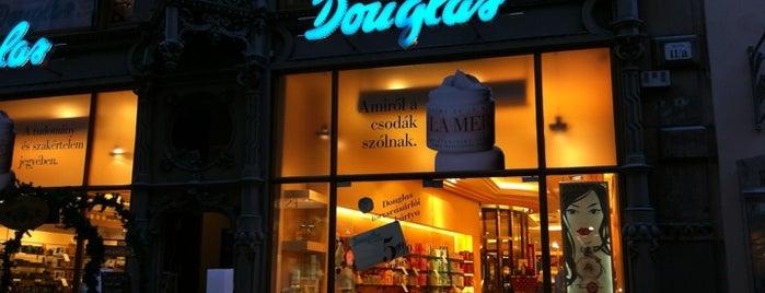Douglas Parfüméria is one of To (Beauty-) Shop.