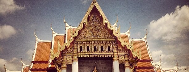 The Marble Temple is one of Around Bangkok | ตะลอนทัวร์รอบกรุงฯ.