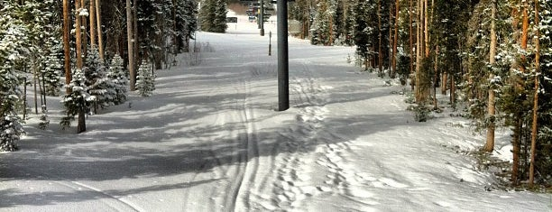 Winter Park Resort is one of Flying High in Colorado.
